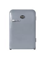 Retro Kühlschrank Kingston in Silber