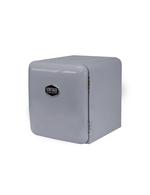 Mini Kühlschrank Silberfarben