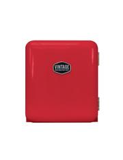 Roter Mini Retro Kühlschrank - Miami - VIRC60