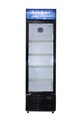 Getränkekühlschrank mit Werbedisplay - DC280