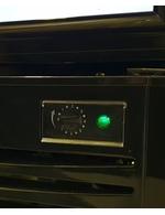 Temperaturkontrolle vom Webekühlschrank DC280