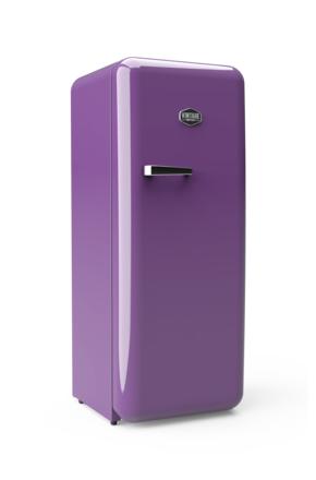 Vintage Industries - Retro-Kühlschrank Havanna - Sondermodell Ultra Violet
