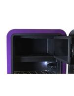 Gefrierfach des Vintage Industries Kühlschranks