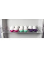 Vintage Industries Beispielabbildung Eierhalter im Kühlschrank