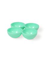 Vintage Industries - 3 mint farbende Eierhalter für den Kühlschrank
