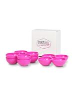 Eierhalter Set pink