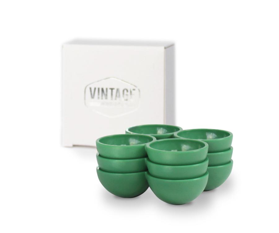 Retro Kühlschrank Grün : Vintage industries 3 grüne eierhalter für den kühlschrank im set