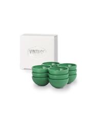 Vintage Industries - 3 grüne Eierhalter für den Kühlschrank