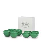 Grüne Eierhalter / Eierbecher im Set von Vintage Industries