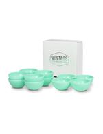 Mint Eierhalter / Eierbecher im Set von Vintage Industries