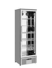 Edelstahl Umluft-Gewerbekühlschrank - GCGD300
