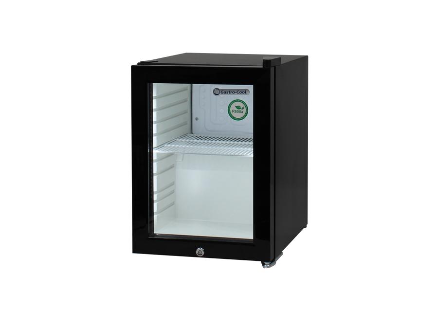 Mini Kühlschrank Beleuchtet : Thekenkühlschrank schwarz weiß liter high performance led