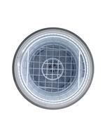 Party-Cooler GCPT75 mit Schmuckrahmen und LED Beleuchtung ohne Inhalt