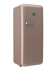 Sonderedition - Retro-Kühlschrank Rosé Gold
