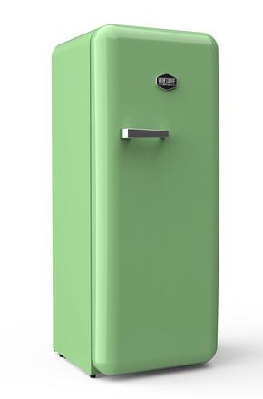 Sonderedition - Retro-Kühlschrank Perlmuttgrün - VIRC330