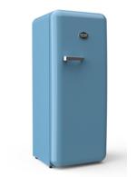 Sonderedition - Retro-Kühlschrank Havanna Ferienblau