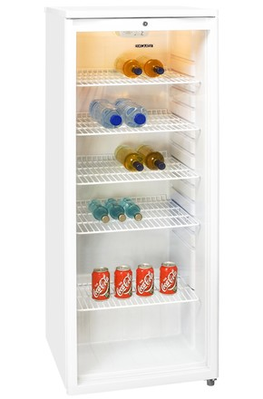 Glastürkühlschrank - GCGD260