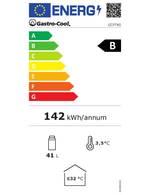 Energy Label PT40