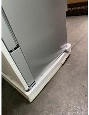 Zweite Wahl Schmaler Getränkekühlschrank / Slim Cooler in silber - GCDC130